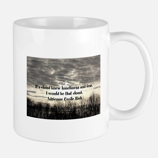 Fear and loneliness Mug