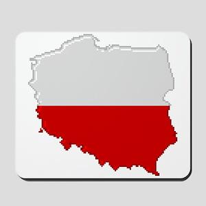 """Pixel Poland"" Mousepad"