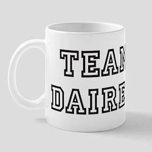 Team Dairen Mug