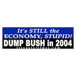 Still the Economy, Stupid Bumper Sticker