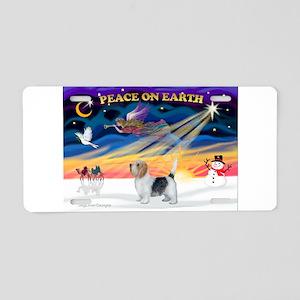 XmasSunrise/PBGB #10 Aluminum License Plate