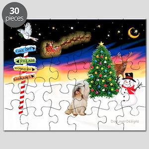 XmasSigns/PBGV #2 Puzzle
