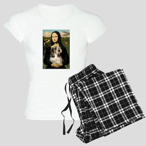 Mona & Her PBGV Women's Light Pajamas