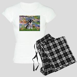 Liles & Schnauzer (Nat.) Women's Light Pajamas