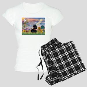 Cloud Angel & Scotty Women's Light Pajamas