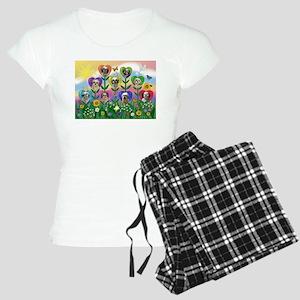 Shih Tzu Heart Garden Women's Light Pajamas