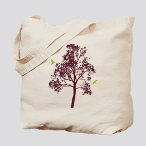 Home in the Branches Tote Bag