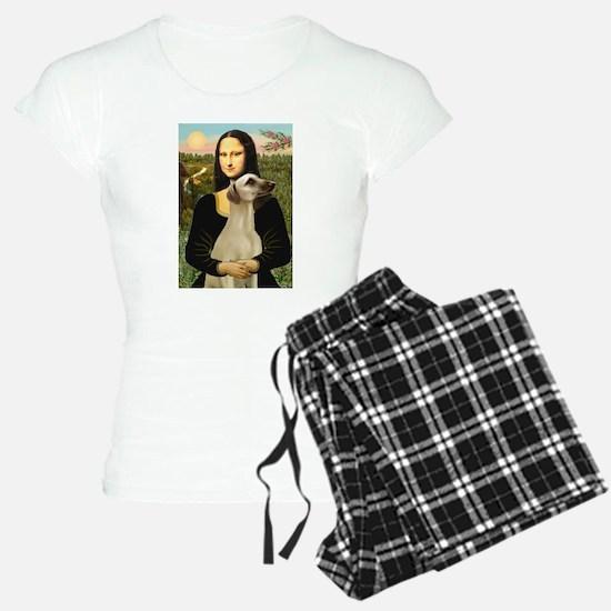 Mona Lisa's Sloughi Pajamas