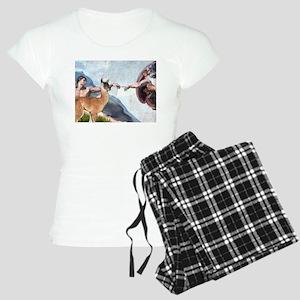 Creation of the Llama Women's Light Pajamas