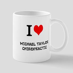 I Love MTC Mug