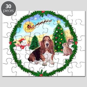 Take Off1/Basset Hound Puzzle