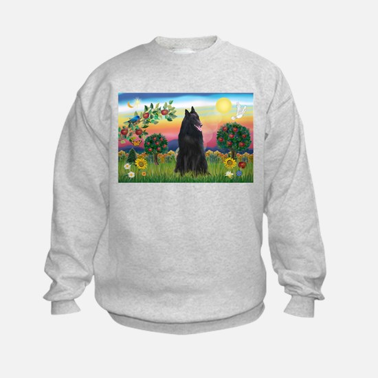 Bright Country & Belgian Shepherd Sweatshirt