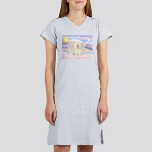 Bolognese Angel Women's Nightshirt