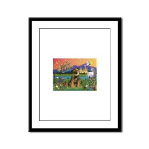 Fantasy Land & Bor Ter Framed Panel Print
