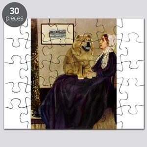 Whistler's/Chow Chow Puzzle