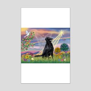 Cloud Angel & FCR Mini Poster Print