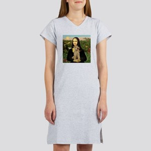 Mona & her Lakeland Women's Nightshirt