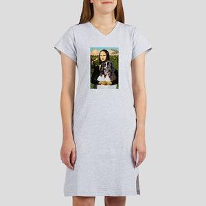 Mona Lisa's Landseer Women's Nightshirt