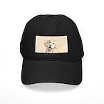 Golden Retriever Black Cap with Patch