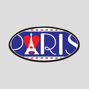 Love Paris Patches