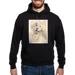 Golden Retriever Hoodie (dark)