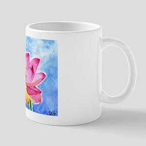 Indian Lotus Mug