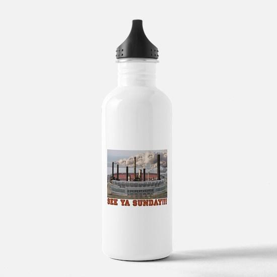Cute Nfl stadiums Water Bottle