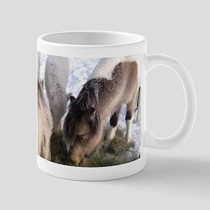 Icelandic Horses Mug Mugs