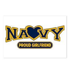 Navy Girlfriend Postcards (Package of 8)