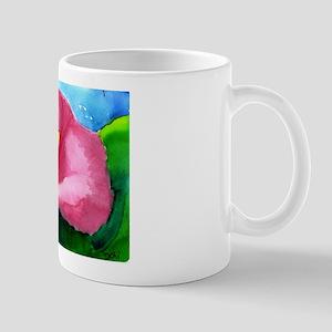 Pink Cala Lily Mug