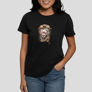 Pikes Peak Pitbulls Women's Dark T-Shirt