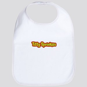 Titty Sprinkles Bib