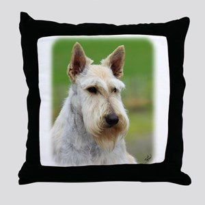 Scottish Terrier AA063D-101 Throw Pillow