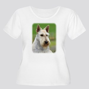 Scottish Terrier AA063D-101 Women's Plus Size Scoo