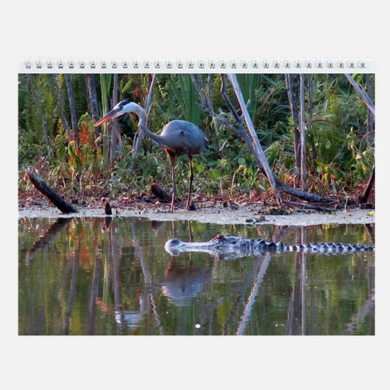 Mylowcountry Wildlife Calendar