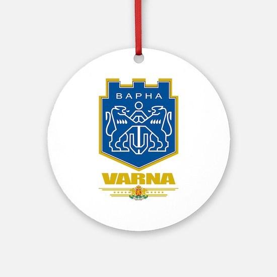 Varna Ornament (Round)