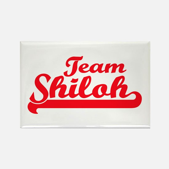 Team Shiloh Rectangle Magnet