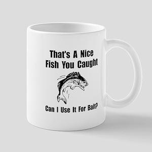 Fish Bait Mug