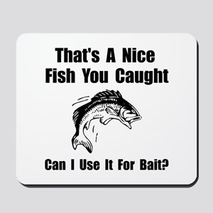 Fish Bait Mousepad