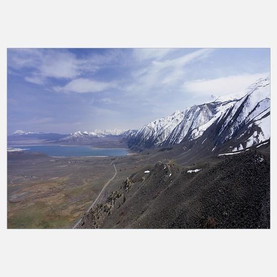 Mono Lake and Eastern Sierra Nevada CA