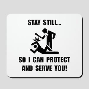Protect Serve Mousepad