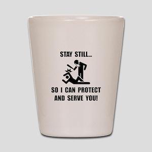 Protect Serve Shot Glass