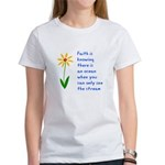 Faith is Knowing V3 Women's T-Shirt
