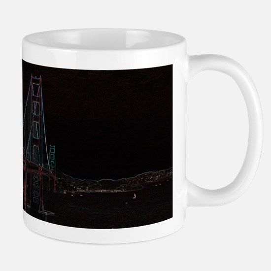 Night In SF Mug