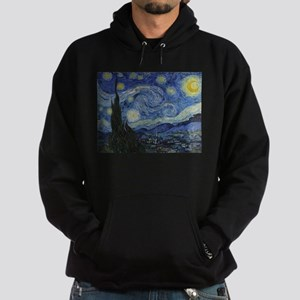 Starry Trekkie Night Hoodie (dark)