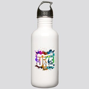 Color Me Uke! Stainless Water Bottle 1.0L
