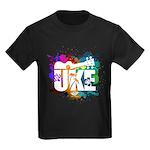 Color Me Uke! Kids Dark T-Shirt