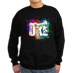 Color Me Uke! Sweatshirt (dark)
