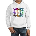 Color Me Uke! Hooded Sweatshirt