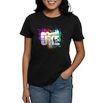 Color Me Uke! Women's Dark T-Shirt